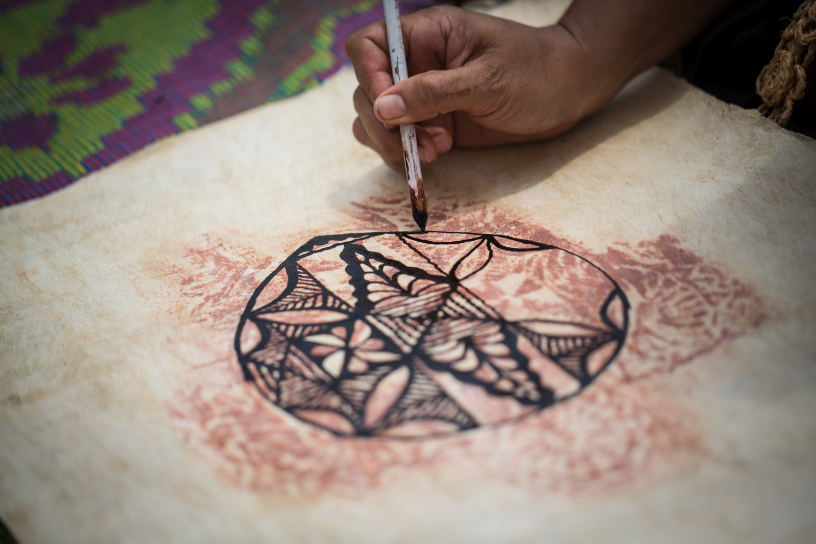 Where to Learn Tongan Handicrafts