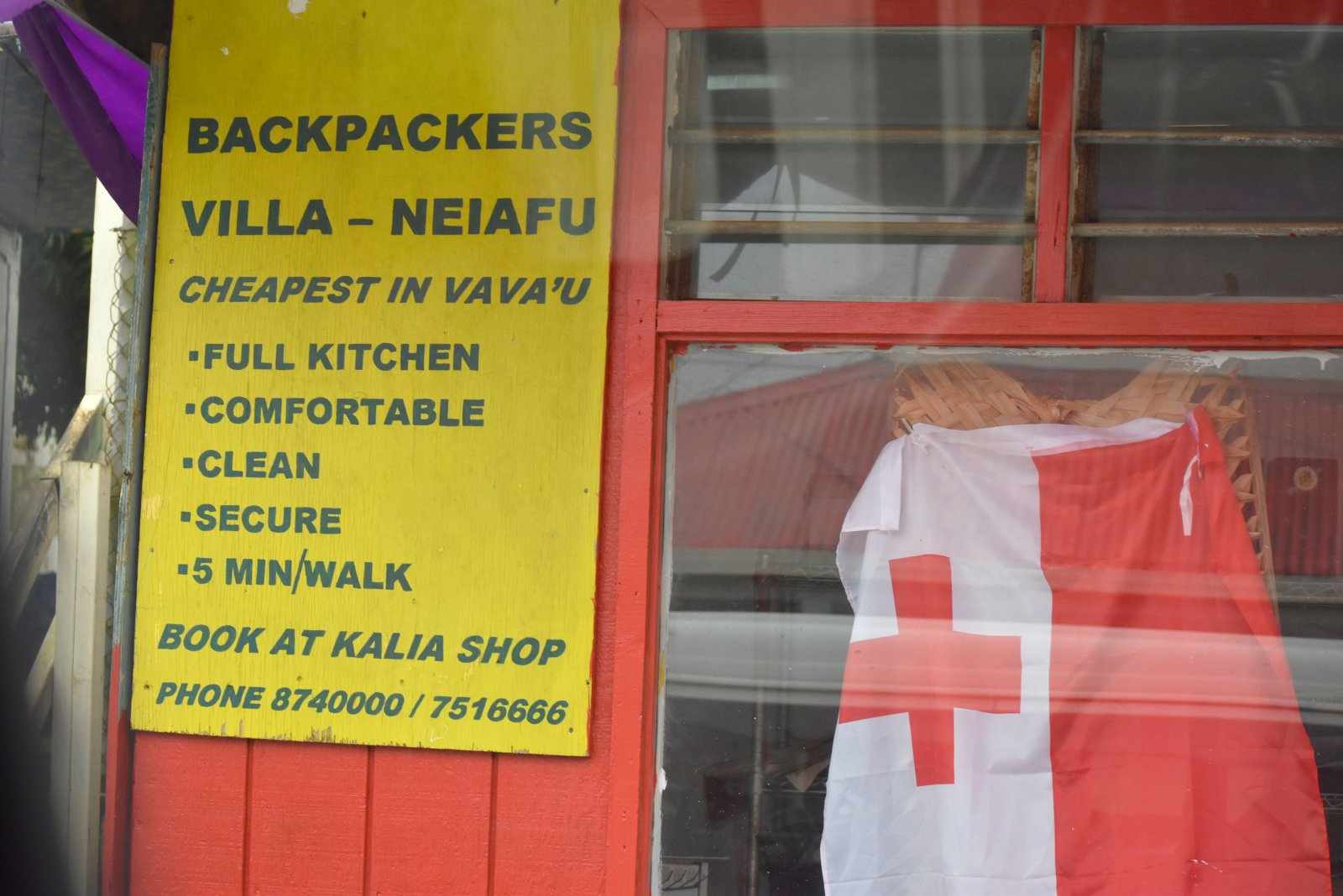 How to Pick the Best Backpacker Accommodation in Tonga for You