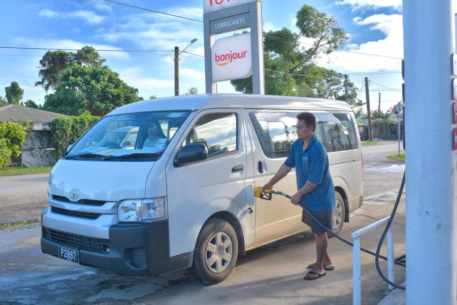 Information, Shops & Services in Nuku'alofa