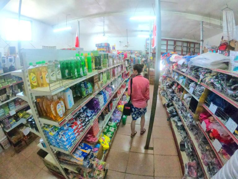 Where to Buy Food in Tonga