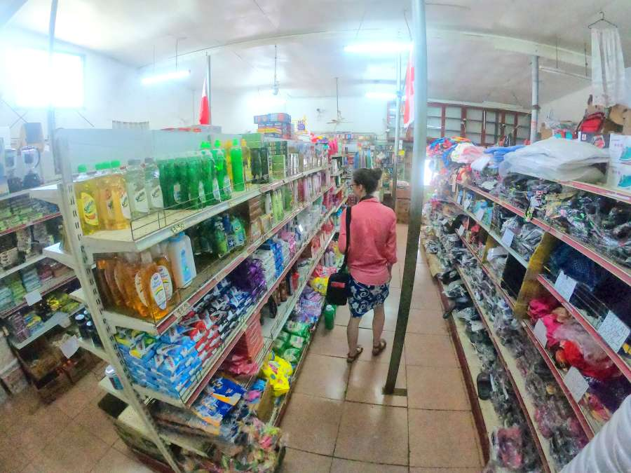 Information, Shops & Services in Nuku'alofa