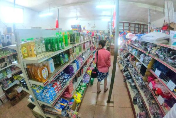 Where to Buy Food in Tonga